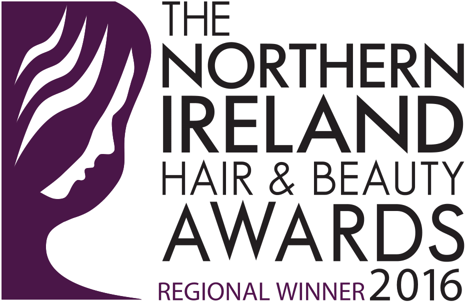 The Northern Ireland Hair and Beauty Awards 2016 Regional Winner